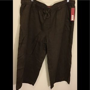 Merona Brown Crop Pants